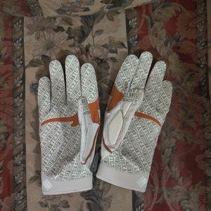 Nike Texas Longhorns vapor jet gloves